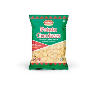 Potato-crackers