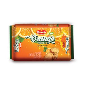 Orange-Biscuits